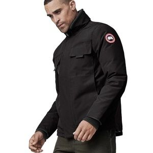 NEW Canada Goose Forester Down Jacket Black 2XL